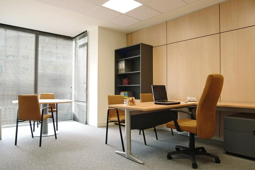 Centro de negocios madrid melior azca for Oficina de empleo azca madrid