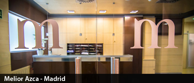 Business Center Madrid Azca 2
