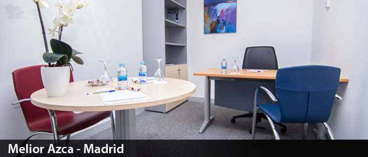 Business Center Madrid Azca 3
