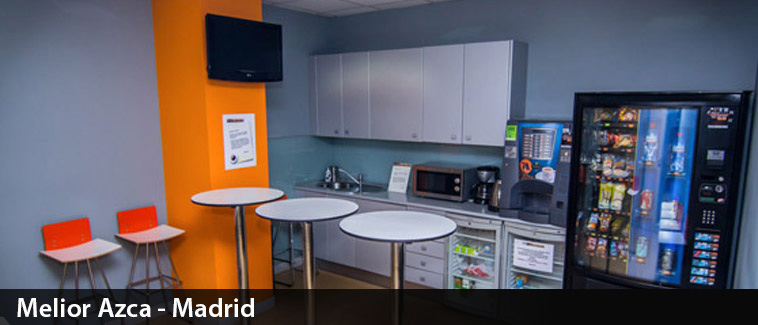 Business Center Madrid Azca 4