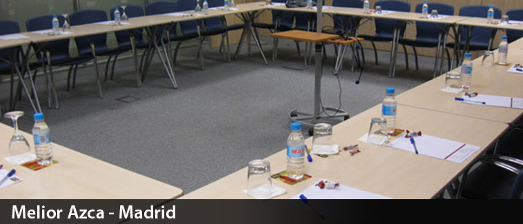 Business Center Madrid Azca 5