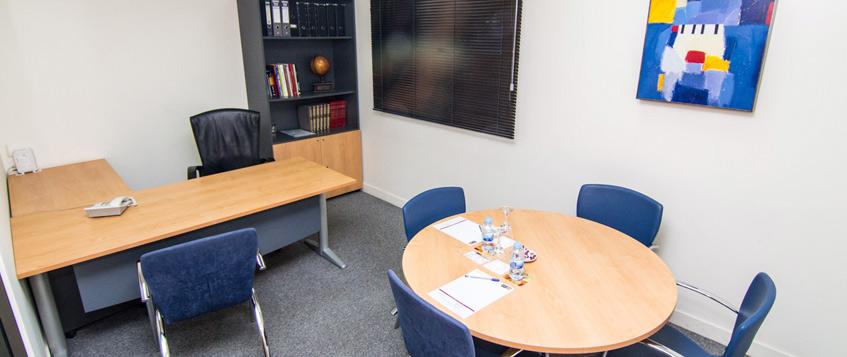 Alquiler de oficinas melior centros de negocios for Oficinas caja laboral madrid