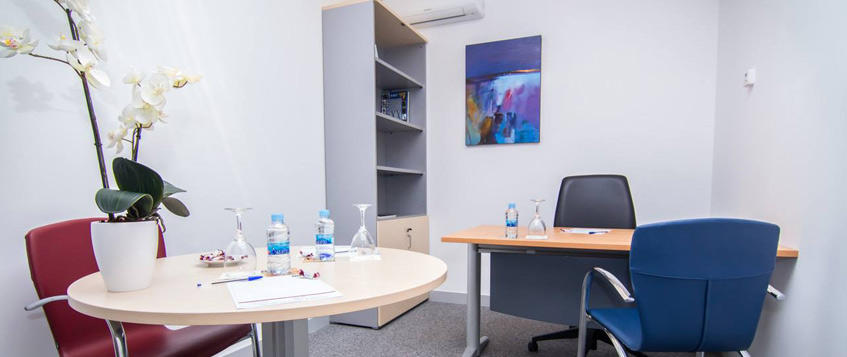 Office Rental Malaga