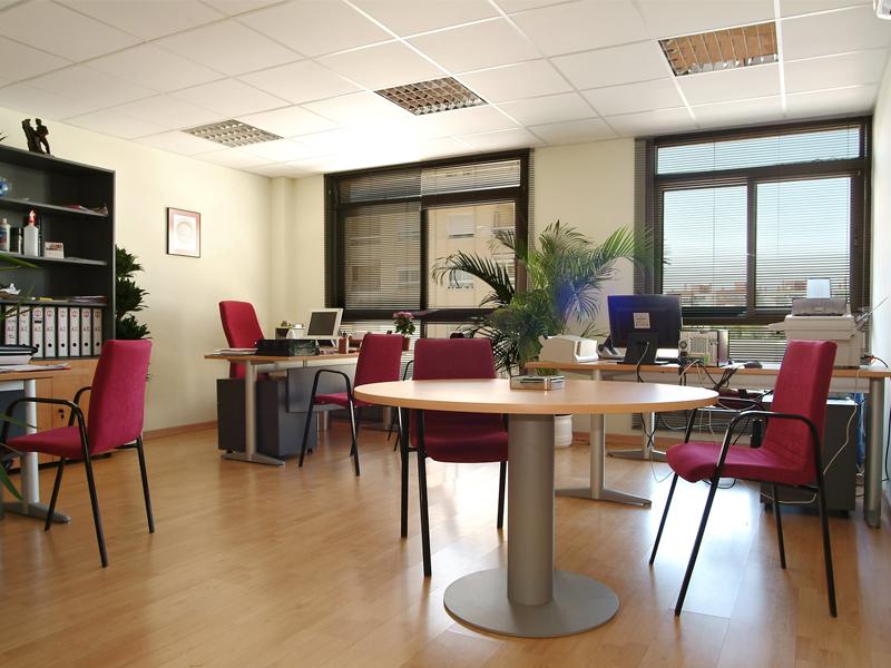 alquiler oficinas edificio melior malaga