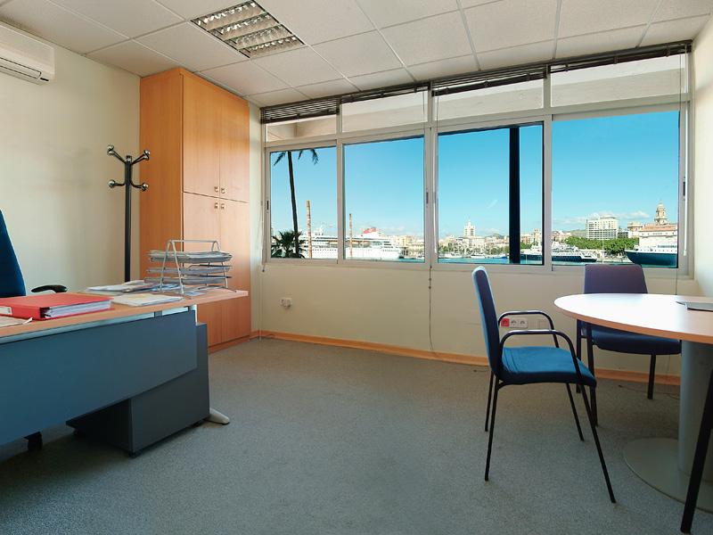 Alquiler oficinas malaga blog melior for Oficinas sabadell malaga
