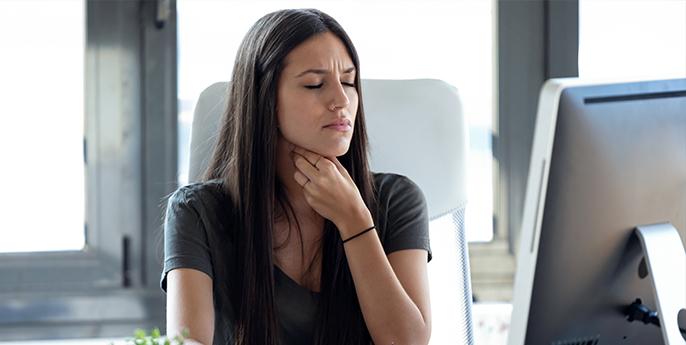 evitar el contagio en el trabajo